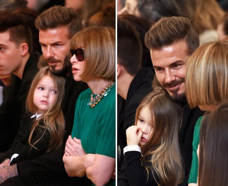 La hija de David y Victoria Beckham prácticamente ha asistido a todas las Semanas de la Moda desde que aprendió a caminar, ¿recuerdas cómo lucía entonces?