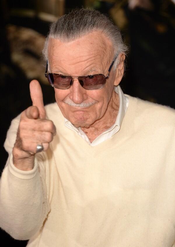 Stan Lee lo niega.