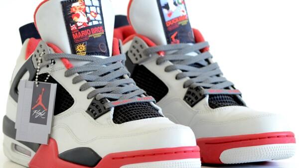MJ y Nintendo.