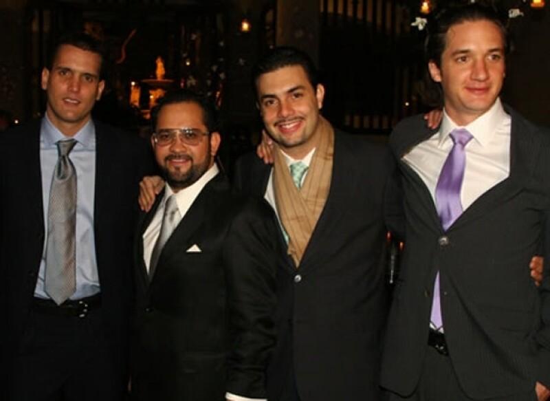 Cuando ofrece fiestas, Jorge Emilio González suele ser un buen anfitrión. Según fuentes consultadas por Quién.com, sus reuniones son muy divertidas.