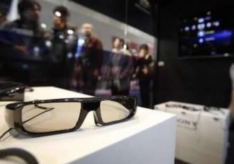 Sony colocará la tecnología 3D en México hasta julio próximo. (Foto: Reuters)