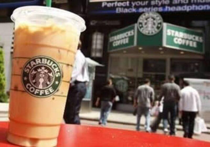Starbucks tuvo ingresos netos por 2,530 millones de dólares en el primer trimestre del año. (Foto: Reuters)