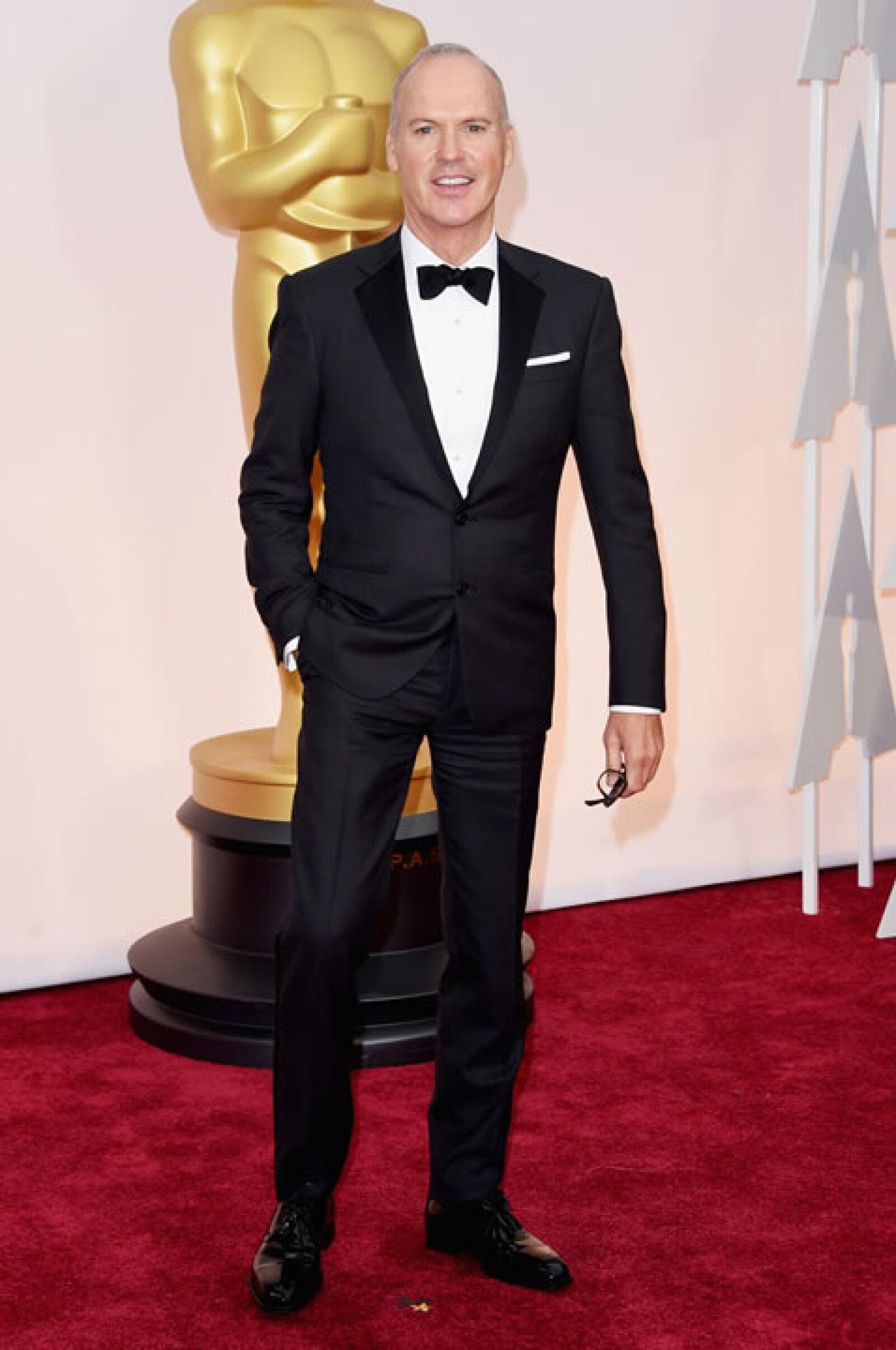 Michael Keaton.
