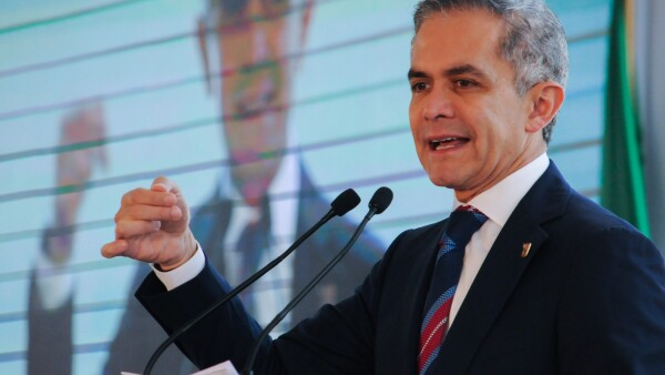 Miguel Ángel Mancera llega a su 5to Informe