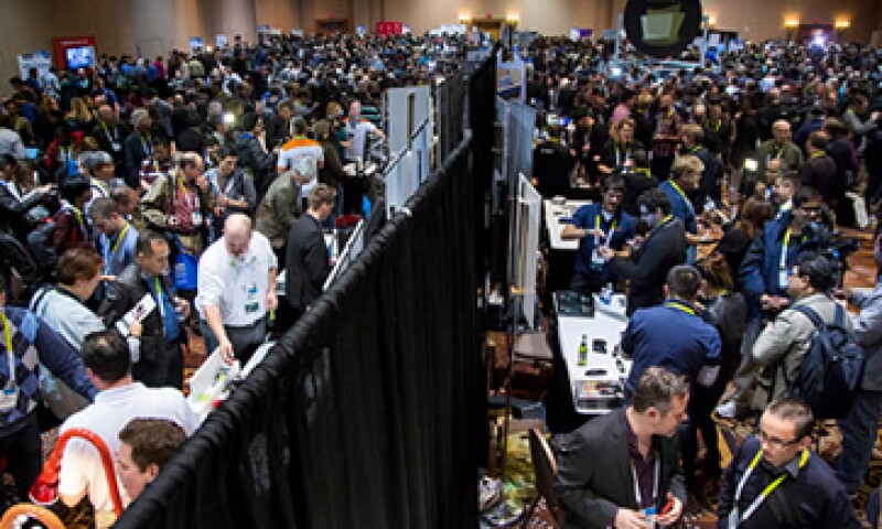 El CES 15 se realiza del 6 al 9 de enero en Las Vegas. (Foto: Getty Images)