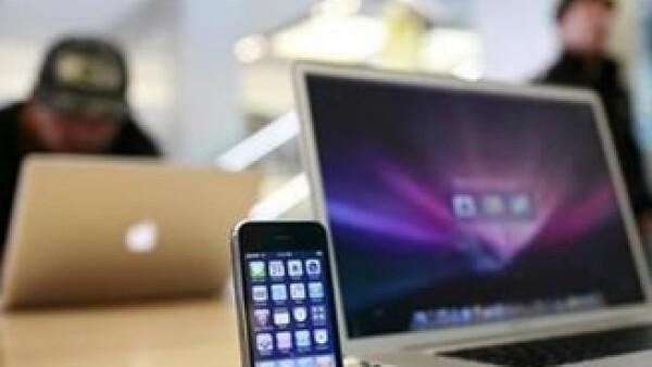 Apple ha reportado un importante avance en las ventas de las Mac en EU (Foto: Reuters)