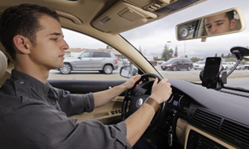 Waze tiene 47 millones de usuarios.  (Foto: AP)