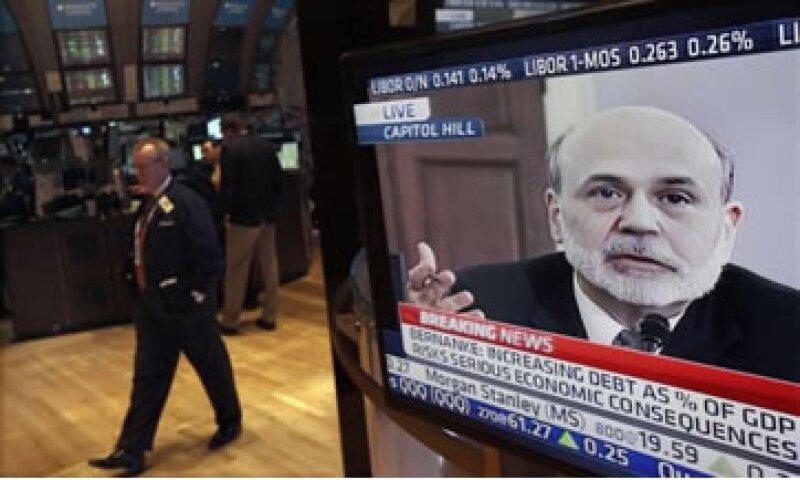 Bernanke dijo que la Fed no está procurando una inflación más alta y no la tolerará. (Foto: AP)