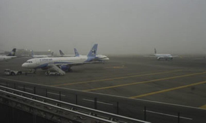El Aeropuerto de la Ciudad de México dejará de funcionar como tal cuando se concluya la nueva terminal, lo cual se espera para 2020. (Foto: Cuartoscuro )