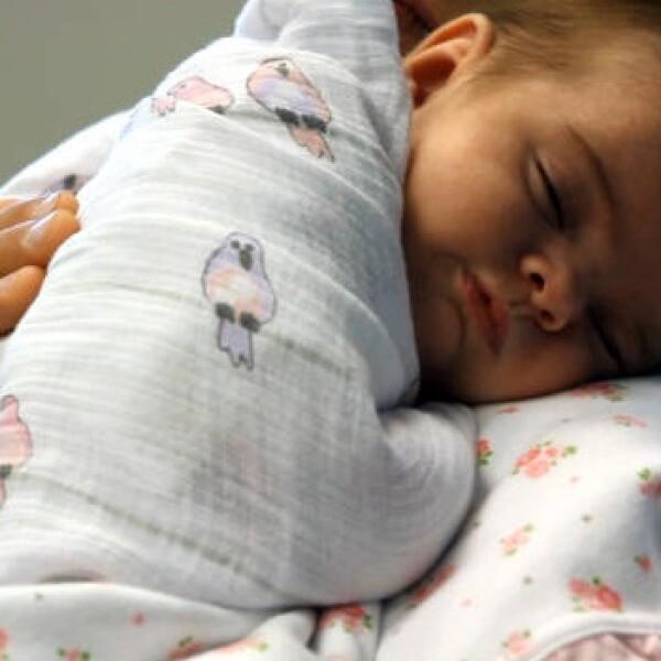 bebe recien nacido campamento para padres
