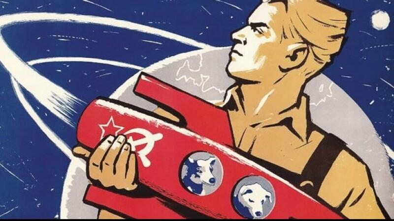 La URSS y su historia de enviar perros al espacio
