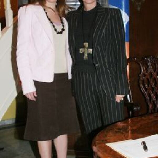 Gabriela Cuevas, Ana Crisitina Cabezut
