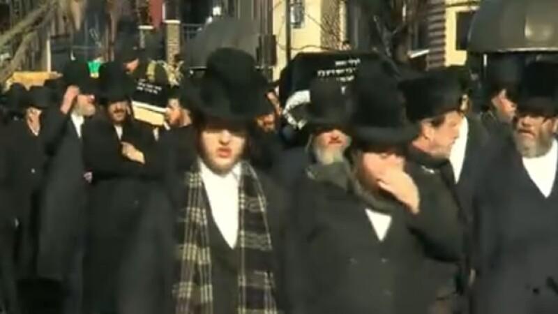 funeral de pareja judia en nueva york