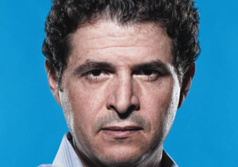 """""""Mi secreto es ser apasionado, pero con sensatez e inteligencia"""". Francisco Xavier Briseño. (Foto: Jorge Garaiz)"""