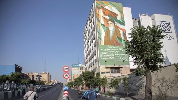Misma lucha, otro Irán