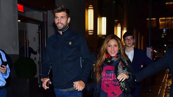 PREMIUM EXC Shakira, Gerard Pique