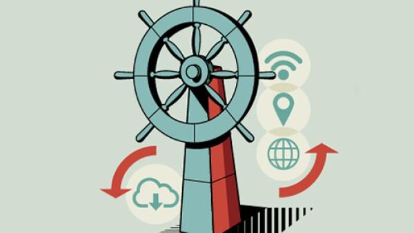 barcos aut�nomos tecnolog�a