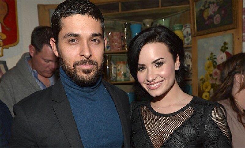 Tras casi seis años de novios, Demi y Wilmer decidieron terminar su relación.