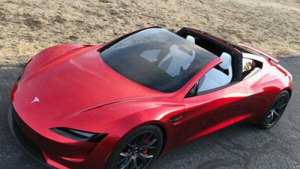 Tesla modelo Roadster