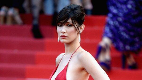 Hasta ahora, el vestido de Bella ha sido el que más ha conmocionado a Cannes (y para bien).