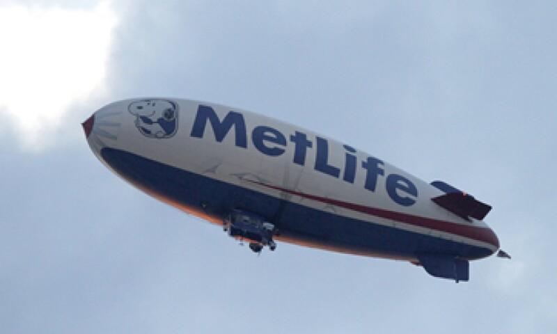 Las acciones de MetLife subían un 0.75% a 33.39 dólares en la Bolsa de Nueva York. (Foto: AP)