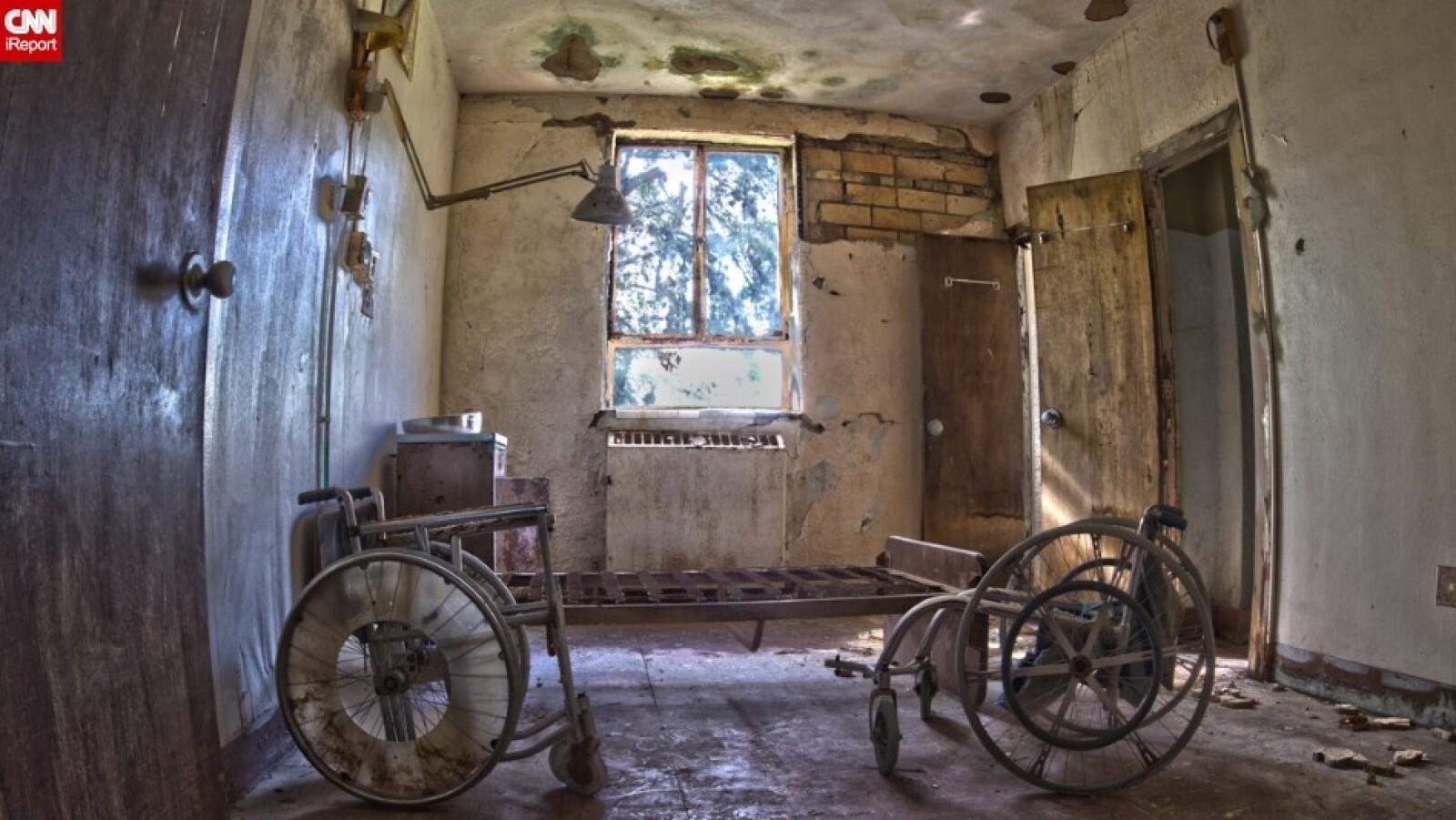 El hospital de Yorktown, Texas, cerró en 1980