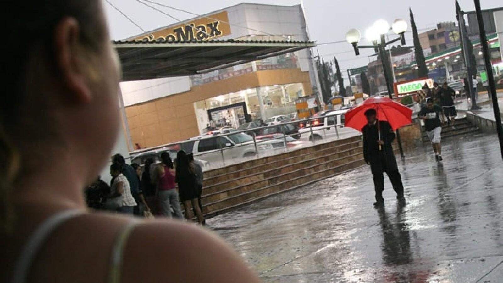 lluvia df