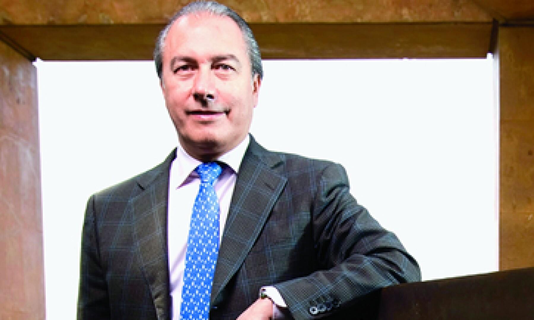 La adquisición de Nutrisa hizo que los ingresos de la firma de Héctor Hernández-Pons subieran 15%. (Foto: Adán Gutiérrez/Expansión)