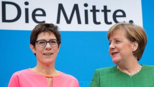 Mini Merkel