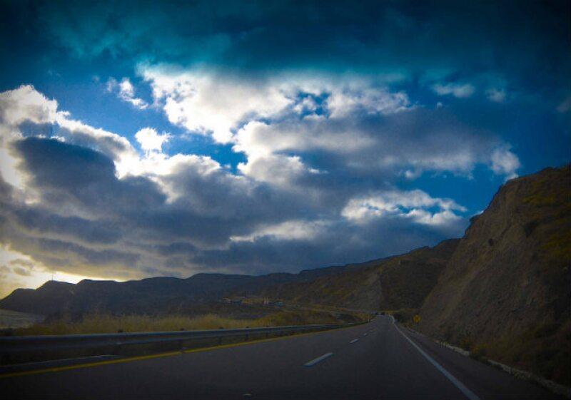 Carretera Esc�nica Ensenada
