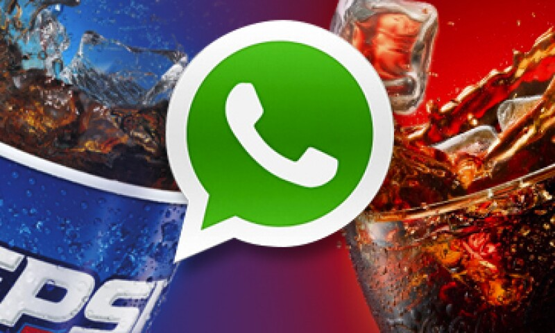 Pepsi, WhatsApp y El Chapo Guzmán son parte del ranking de las más vistas en CNNExpansión. (Foto: Especial )