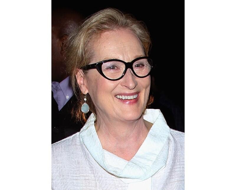 La mejor forma de colarse a una boda si eres famoso, es hacerlo con clase, y Meryl Streep sabe cómo hacerlo muy bien.