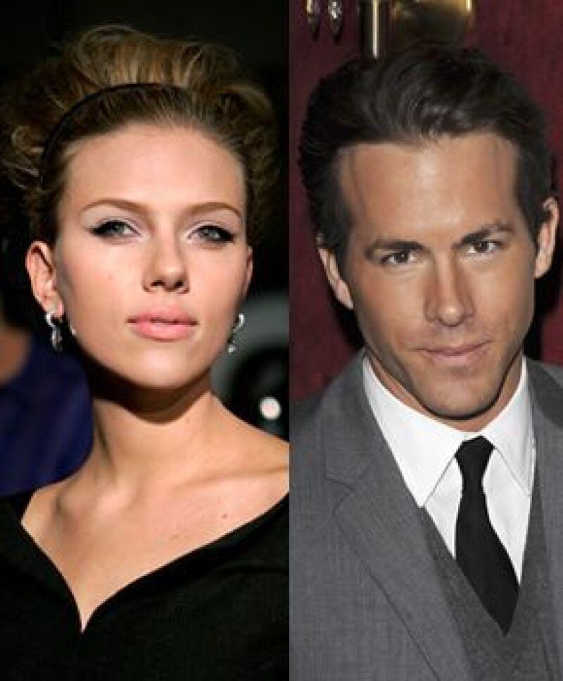 La actriz y Ryan Reynolds unieron sus vidas este sábado en un resort cerca de Vancouver.