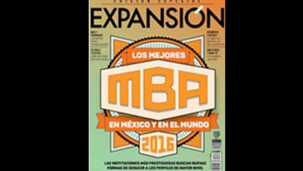 Expansión presenta en esta edición el 'ranking' con las mejores escuelas de negocios en México y el mundo. (Foto: EMTYPE)