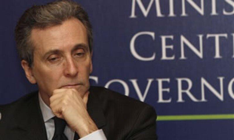 Grilli tiene un doctorado en Economía por la universidad de Rochester en Nueva York. (Foto: AP)