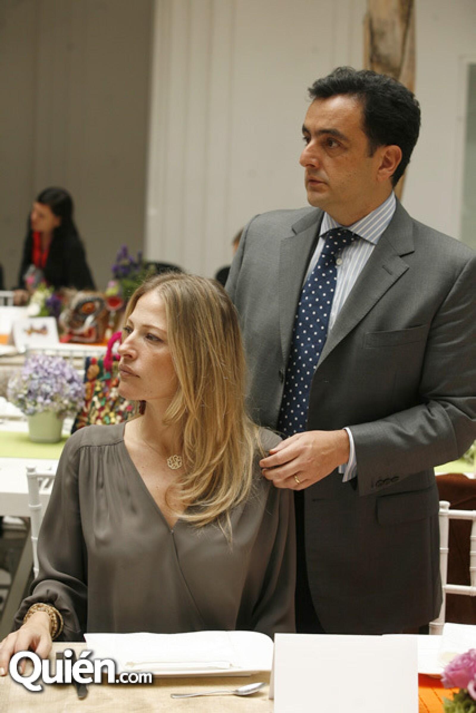 Lorenza y Clemente Serna