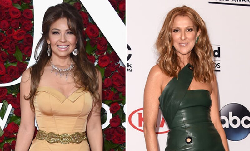 A la cantante le encantó un brazalete de la línea de ropa y accesorios que Thalía tiene para Macy&#39s, y así la presumió en Today Show.
