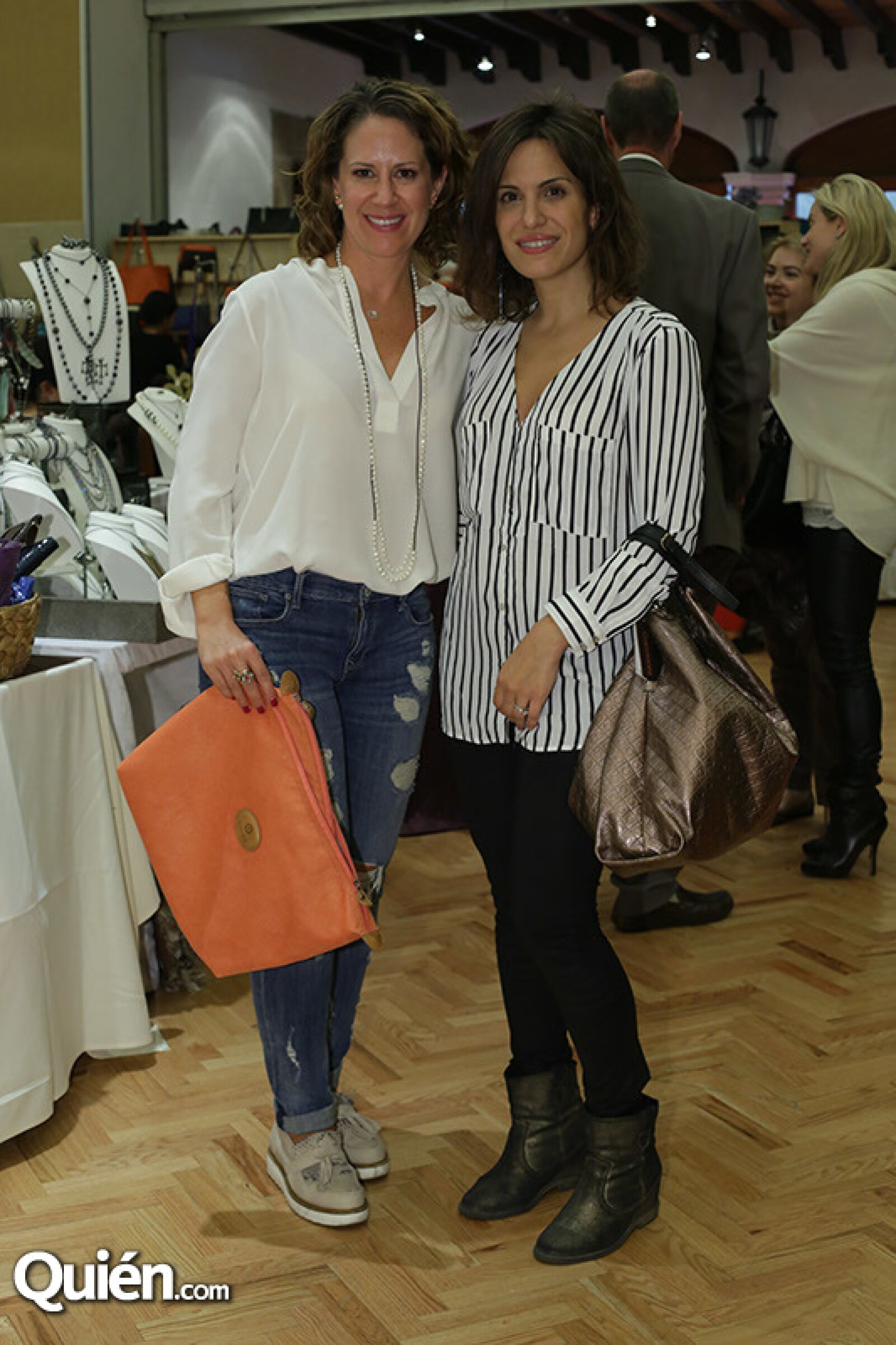 Susana Rodríguez y Mónica Tafich