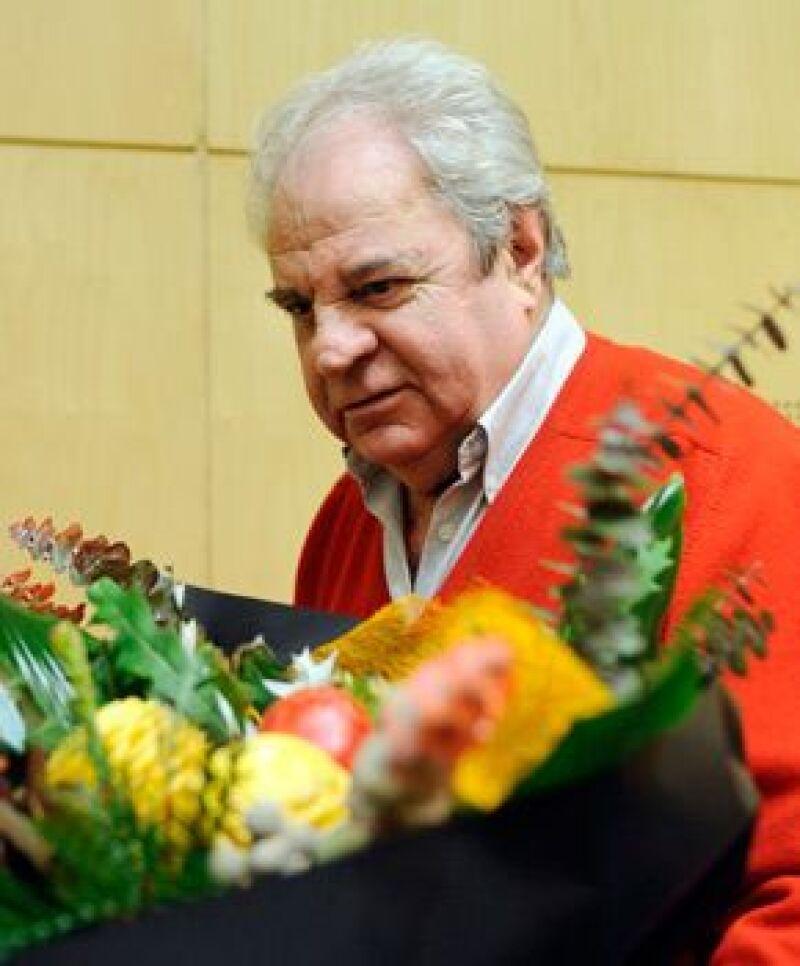 Gracias a su decidida vocación por la escritura, el catalán obtuvo el más prestigioso galardón de las letras hispanas.