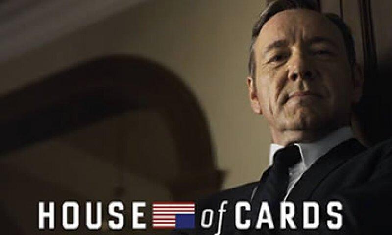 La serie tiene más de 13 millones de espectadores en Netflix. (Foto: tomada de Facebook/HouseofCards)