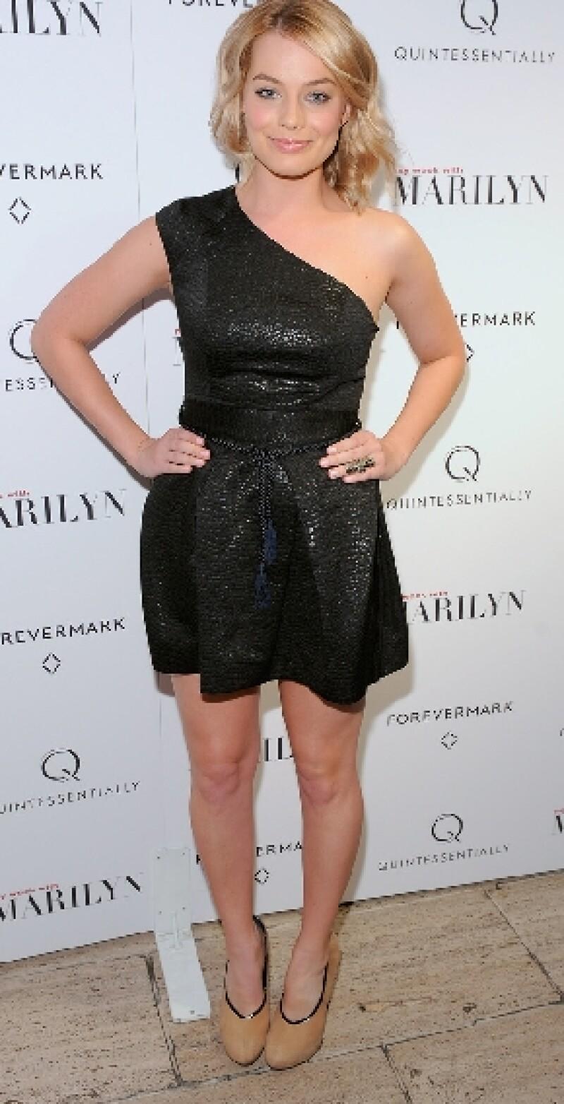 Margot Robbie comenzó a actuar profesionalmente en el 2007, cuando participó en varios comerciales.