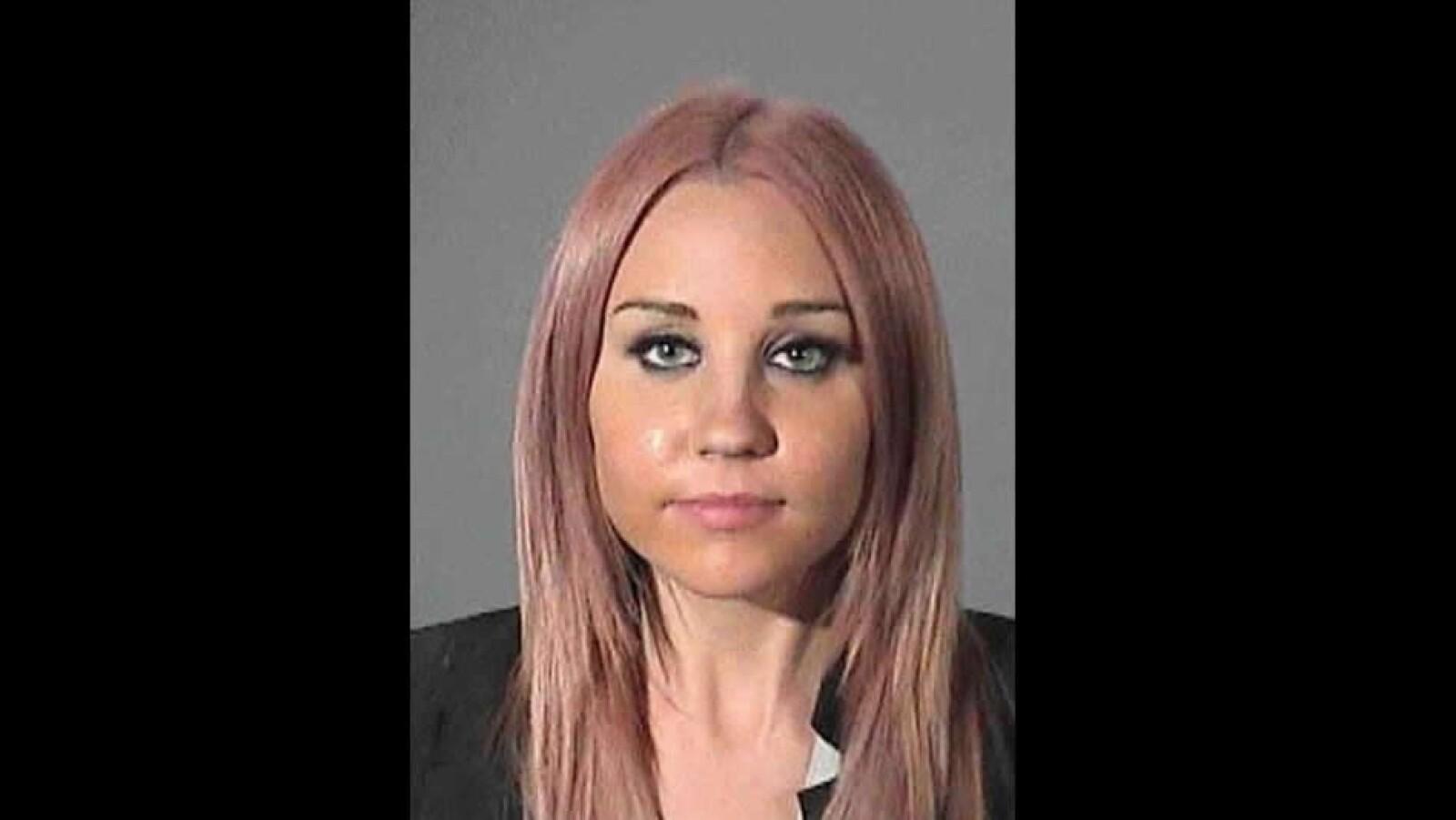 La actriz Amanda Bynes fue arrestada en abril de 2012