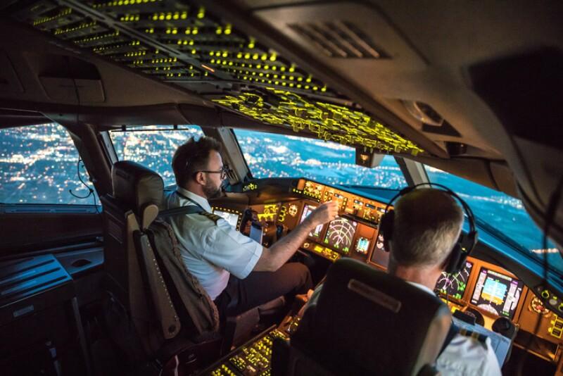Operación aérea