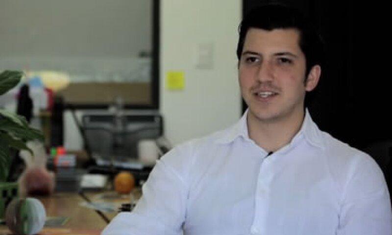 Eatlimmo es una de las 16 empresas pioneras en América Latina del BID. (Foto: Tomada de la página de YouTube de Enrique González)