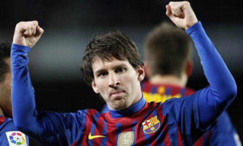 El Barça tiene más seguidores que cualquier otro club deportivo en Facebook. (Foto: AP)