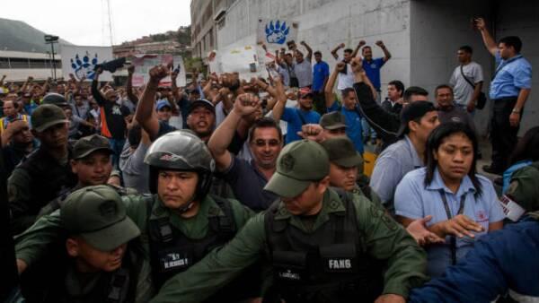 Depósito de Pepsi en Caracas
