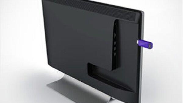 El nuevo Streaming Stick se conecta a la TV como un USB. (Foto: Cortesía Fortune)