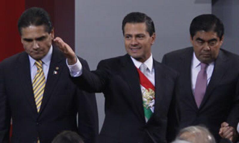 El nuevo programa anunciado por el presidente Enrique peña Nieto, permitirá a las familias tener acceso prioritario a 25 programas productivos. (Foto: Cuartoscuro)
