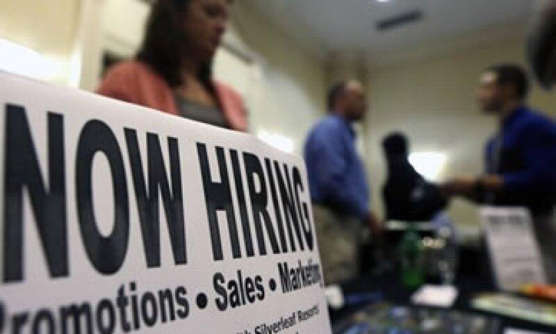 La tasa de desocupación tocó su techo durante la recesión al ubicarse en 10%.  (Foto: AP)