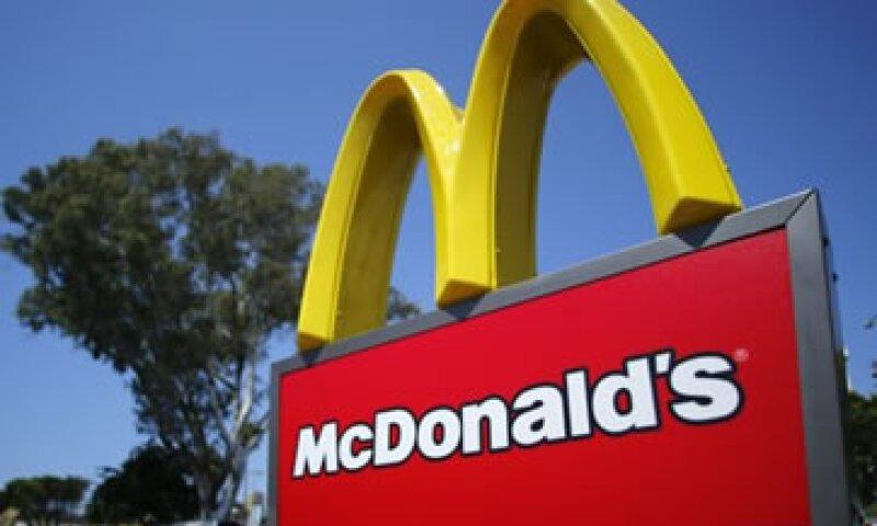 La semana pasada, la cadena reportó un declive mensual en las ventas globales de restaurantes, el primero en nueve años. (Foto: Reuters)